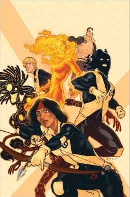 New Mutants - Volume 6: Deanimator