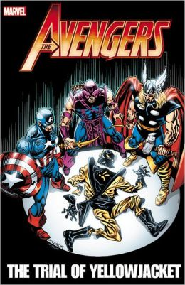 Avengers: The Trial of Yellowjacket