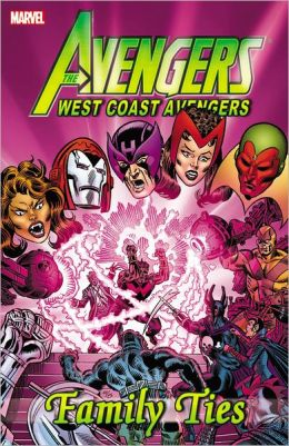 Avengers - West Coast Avengers: Family Ties
