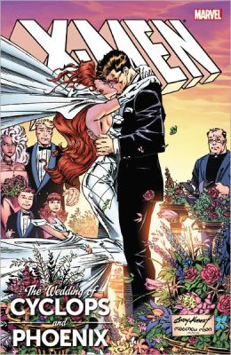 X-Men: The Wedding of Cyclops & Phoenix