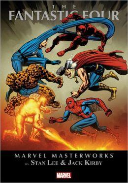 Marvel Masterworks: The Fantastic Four - Volume 8