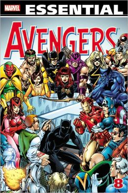Essential Avengers - Volume 8