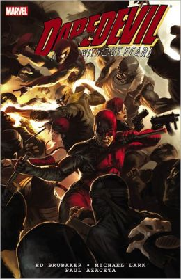 Daredevil by Ed Brubaker & Michael Lark Ultimate Collection - Book 2