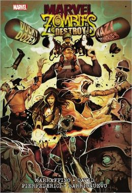 Marvel Zombies Destroy!