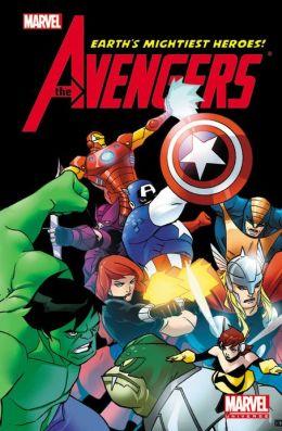 Marvel Universe Avengers Earth's Mightiest Heroes - Volume 2