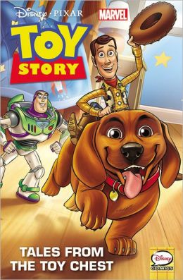 Toy Story: Tales From The Toy Chest