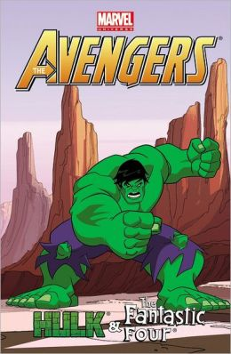 Marvel Universe Avengers: Hulk & Fantastic Four