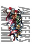 Book Cover Image. Title: Uncanny Avengers Volume 1:  The Red Shadow (Marvel Now), Author: Rick Remender