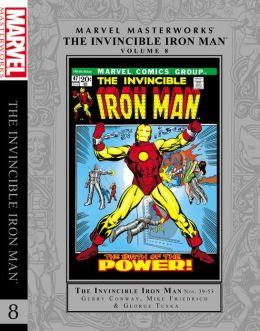 Marvel Masterworks: The Invincible Iron Man - Volume 8