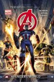 Book Cover Image. Title: Avengers Volume 1:  Avengers World (Marvel Now), Author: Jonathan Hickman