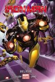 Book Cover Image. Title: Iron Man Volume 1:  Believe (Marvel Now), Author: Kieron Gillen
