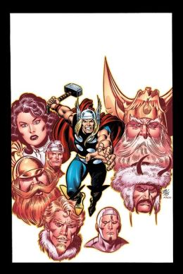 Essential Thor Volume 7
