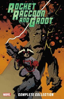 Rocket Raccoon & Groot: The Complete Collection