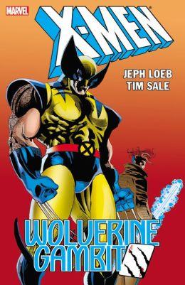 X-Men: Wolverine/Gambit
