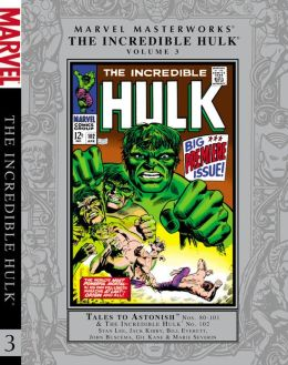 Marvel Masterworks: The Incredible Hulk Volume 3