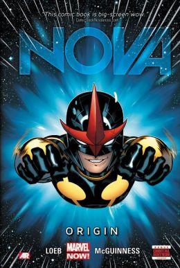 Nova - Volume 1: Origin (Marvel Now)