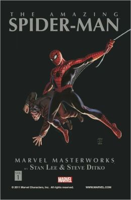 The Amazing Spider-Man Marvel Masterworks, Volume 1