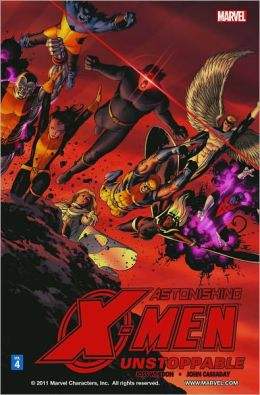 Astonishing X-Men, Volume 4: Unstoppable