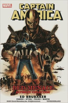 Captain America: Red Menace Ultimate Collection