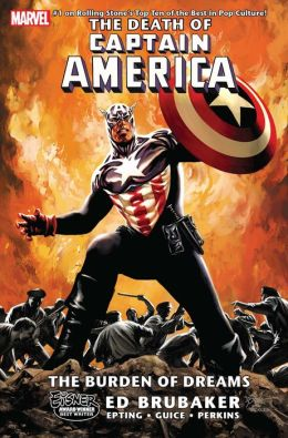 Captain America: The Death of Captain America, Volume 2: The Burden of Dreams