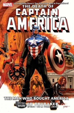 Captain America: The Death of Captain America, Volume 3: The Man Who Bought America