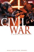 Book Cover Image. Title: Civil War, Author: Mark Millar