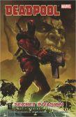Book Cover Image. Title: Deadpool, Volume 1:  Secret Invasion, Author: Daniel Way