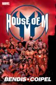 Book Cover Image. Title: House of M, Author: Brian Michael Bendis
