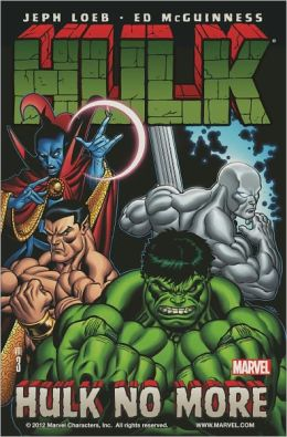 Hulk, Volume 3: Hulk No More