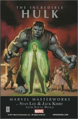 Incredible Hulk Masterworks, Volume 1