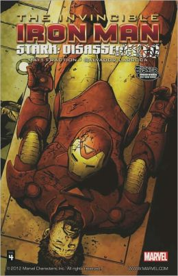 Invincible Iron Man, Volume 4: Stark Disassembled