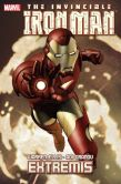 Book Cover Image. Title: Iron Man:  Extremis, Author: Warren Ellis