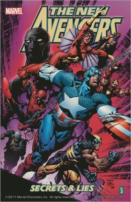 New Avengers, Volume 3: Secrets and Lies