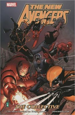 New Avengers, Volume 4: The Collective