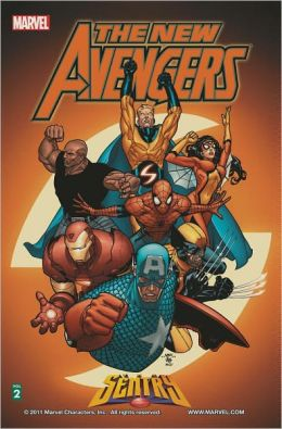 New Avengers, Volume 2: The Sentry