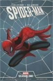Book Cover Image. Title: Spider-Man:  Season One, Author: Cullen Bunn