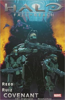 Halo: Fall of Reach: Covenant