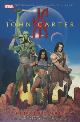 John Carter - The World of Mars