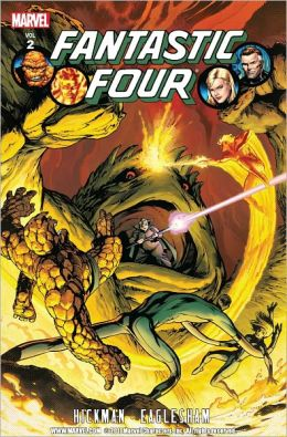 Fantastic Four by Jonathan Hickman, Volume 2