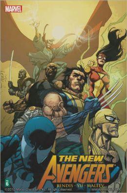 New Avengers, Volume 6: Revolution