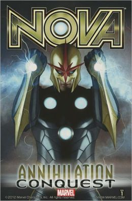 Nova, Volume 1: Annihilation - Conquest