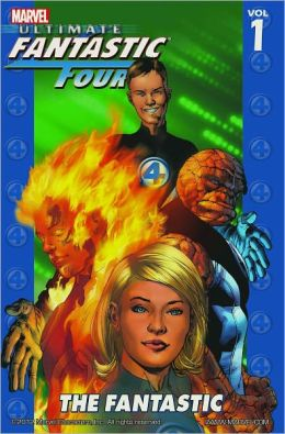 Ultimate Fantastic Four, Volume 1: The Fantastic
