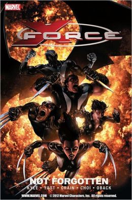 X-Force Volume3: Not Forgotten