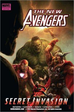 New Avengers Volume 8: Secret Invasion Book One