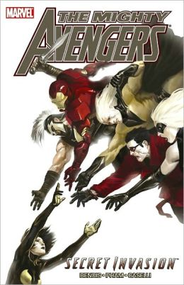 Mighty Avengers Volume 4: Secret Invasion Book Two