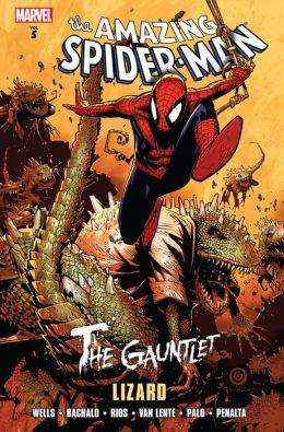 Spider-Man: The Gauntlet Vol. 5 - Lizard