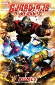 Book Cover Image. Title: Guardians of the Galaxy Vol. 1:  Legacy, Author: Dan Abnett