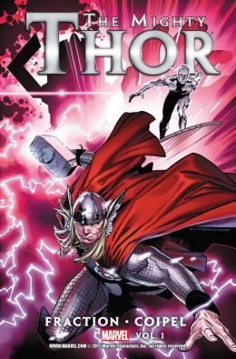 Mighty Thor By Matt Fraction Volume 1