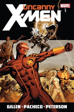 Uncanny X-Men By Kieron Gillen Volume 1