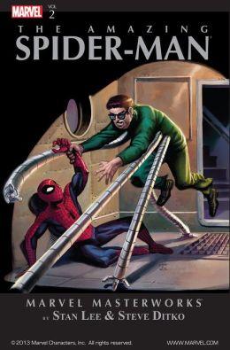 Amazing Spider-Man Masterworks Volume 2